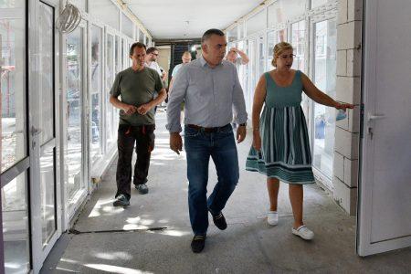 """Продължава ремонтът на детска градина """"Звездица"""" в """"Даме Груев"""""""