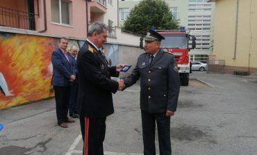 Награди за сливенските пожарникари
