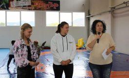 Наградиха медалистки от клуба по борба на Станка Златева