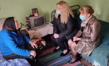 ГЕРБ поздрави баба Петка Денчева, която става на 3х32