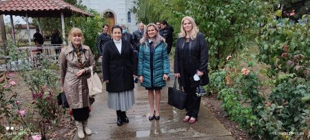 Молебен по инициатива на ЖЕНИ ГЕРБ бе отслужен за празника на Кермен
