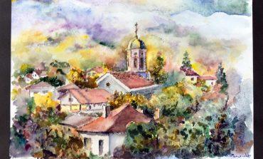 Семейството на Борис Дамянов дари негови картини на Художествената галерия