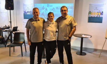 Преподаватели от Сливен представят България на семинар на УЕФА в Прага