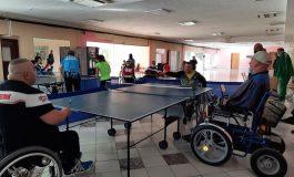 """Спортен клуб за хора с увреждания """"Сини камъни""""с 5 медала от Държавно първенство"""